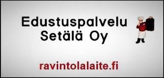 Edustuspalvelu Setälä Oy